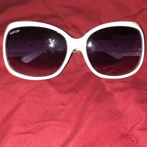 Authentic Vintage Hustler oversized Sunglasses
